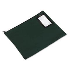 PM Company Flat Dark Green Transit Sack, 18w x 14h