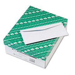 Quality Park Business Envelope, Traditional, #10, White, 500/Box