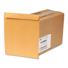 Quality Park Catalog Envelope, 11 1/2 x 14 1/2, Brown Kraft, 250/Box