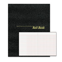 National Brand Roll Call Book, 9-1/2 x 7-7/8, 48 Pages