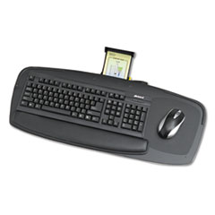 SAF 2145BL Safco Premier Series Keyboard Platforms SAF2145BL