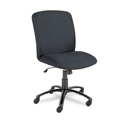 Uber Series Big &amp; Tall Swivel/Tilt High Back Chair, Black