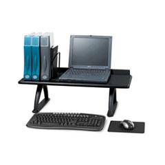 Safco Value Mate Desk Riser, 100-Pound Capacity, 30 x 12 x 8, Black