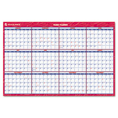 AT-A-GLANCE Vertical/Horizontal Erasable Wall Planner, 32
