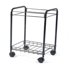 SAF 5224BL Safco Desk Side File Cart SAF5224BL