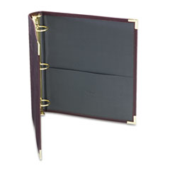 Samsill Classic Collection Ring Binder Portfolio, 11 x 8-1/2, 1-1/2