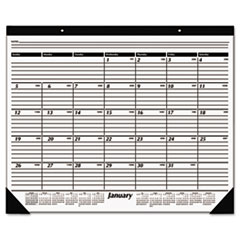AT-A-GLANCE Classic Desk Pad, 24 x 19, 2016