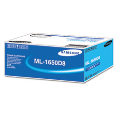 Samsung ML1650D8 Toner/Drum, Black