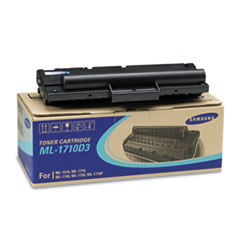 Samsung ML1710D3 Toner/Drum, 3000 Page-Yield, Black