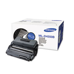 Samsung MLD4550B High-Yield Toner, 20000 Page-Yield, Black