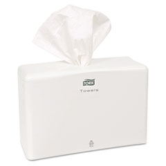 Tork Countertop Towel Dispenser, 10 x 4 x 6 5/8, White