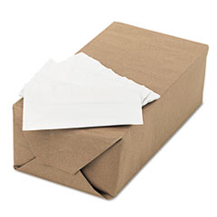 Tork Advanced Dispenser Napkins, Single-Ply, 13 x 12, White, 6000/Carton