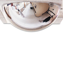 See All T-Bar Dome Security Mirror, 24