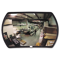 See All 160 degree Convex Security Mirror, 24