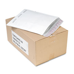 Jiffy TuffGard Self-Seal Cushioned Mailer, #4, 9 1/2 x 14 1/2, White, 25/Carton