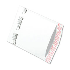 Jiffylite Self-Seal Mailer, Side Seam, #0, 6 x 10, White, 250/Carton