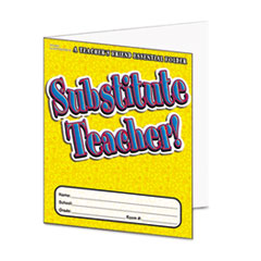SHS 0439503930 Scholastic Substitute Teacher Essential Folder SHS0439503930