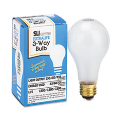 Havells Three-Way Incandescent Bulb, 50/100/150 Watts