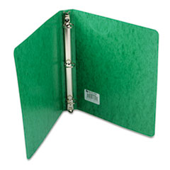 ACCO Recycled PRESSTEX Round Ring Binder, 1