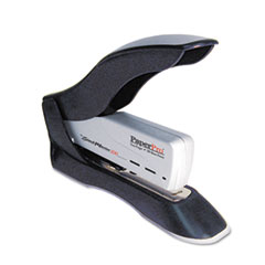 PaperPro Heavy-Duty Stapler, 100-Sheet Capacity, Black/Silver