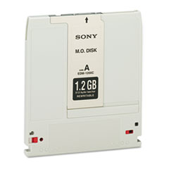 Sony Magneto Optical Disk, 5.25