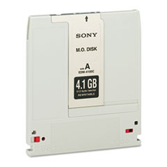 Sony Magneto Optical Rewritable Disk, 5.25