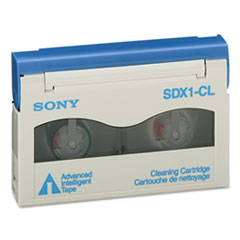 Sony 8mm AIT Cleaning Cartridge, 36 Uses