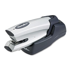 Swingline Cordless Rechargeable Stapler, 20-Sheet Capacity, Silver