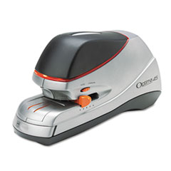 Swingline Optima Electric Stapler, 45-Sheet Capacity, Silver