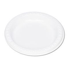 Tablemate Plastic Dinnerware, Plates, 6