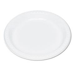 Tablemate Plastic Dinnerware, Plates, 9