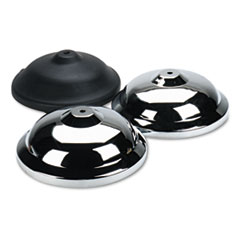 Tatco Crowd Control Bases, Chrome, 12