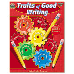TCR 3593 Teacher Created Resources Traits of Good Writing TCR3593