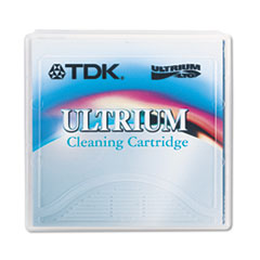 TDK LTO Universal Cleaning Cartridge, 15 to 50 Uses