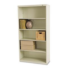 TNN B66PY Tennsco Metal Bookcases TNNB66PY