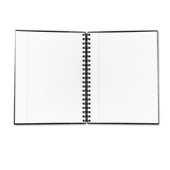 TOPS Royale Business Hardcover Notebook, Legal Rule, 8 x 10-1/2, White, 96 Sheets