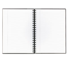 TOPS Royale Business Hardcover Notebook, Legal Rule, 8-1/4 x 11-3/4, 96-Sheet