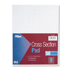TOP 35081 TOPS Cross Section Pads TOP35081