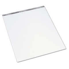 TOPS Second Nature Easel Pads, Unruled, 27 x 34, White, 50 Sheets, 3 Pads/Pack
