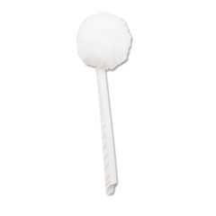 UNISAN Toilet Bowl Mop, White