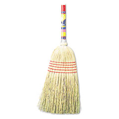 UNISAN Maid Broom, Mixed Fiber Bristles, 42