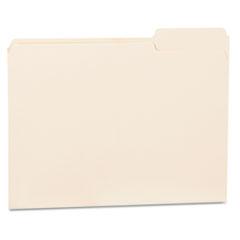 UNV 12123 Universal Top Tab Manila File Folders UNV12123