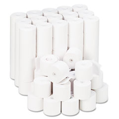 UNV 22200 Universal Impact and Inkjet Printing Bond Paper Rolls UNV22200