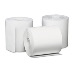 UNV 35763 Universal Deluxe Direct Thermal Printing Paper Rolls UNV35763