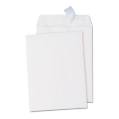 Universal Pull & Seal Catalog Envelope, 10 x 13, White, 100/Box