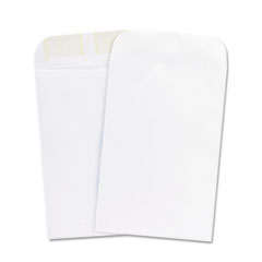 Universal Catalog Envelope, Side Seam, 6 1/2 x 9 1/2, White, 500/Box