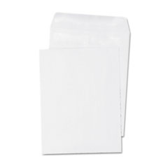 Universal One Self-Seal Catalog Envelope, 12 x 15 1/2, White, 100/Box