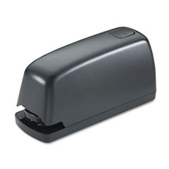 Universal Electric Stapler with Staple Channel Release Button, 15-Sheet Capacity, Black