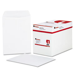 Universal Catalog Envelope, Side Seam, 9 x 12, White, 250/Box
