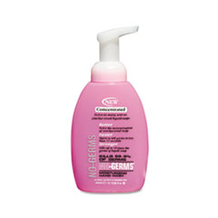 NO-GERMS Instant Hand Wash, Triclosan, No Alcohol, Kills Germs in 15 Sec., 15.7 oz
